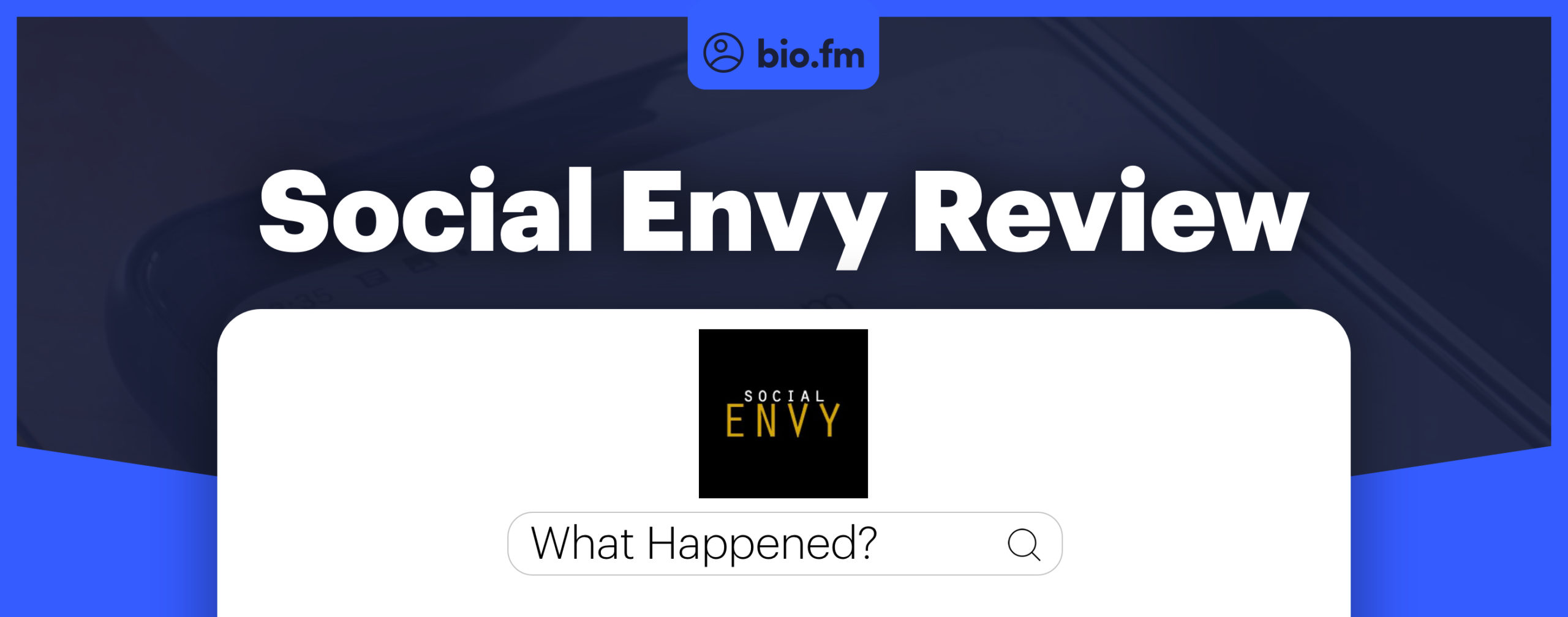 social envy review featured image