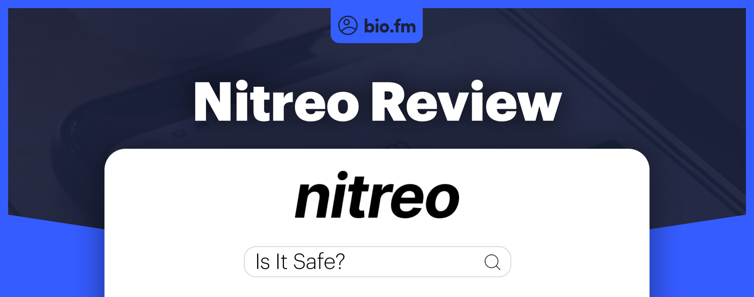 nitreo review featured image