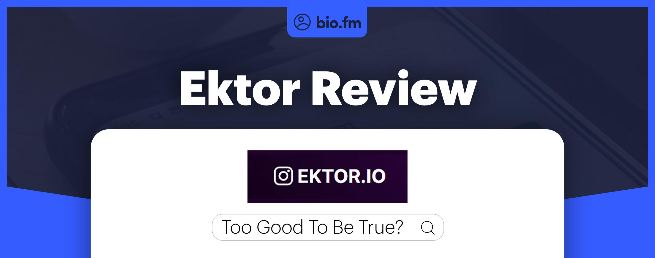 ektor featured image